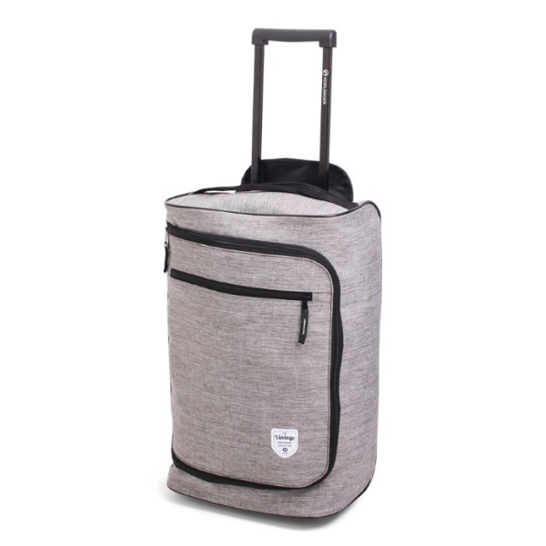 Lyon Trolleybag Twin Tone Grey