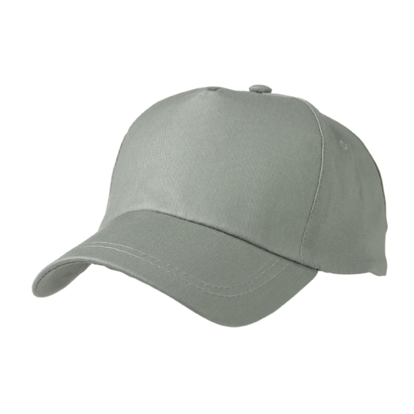 5 Panel Promo Cap Lightly Laminated
