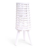 SENZA Willow Lantern White