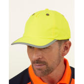 Safety bump cap