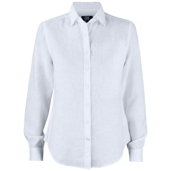 Cutter & Buck Summerland Linen Shirt Ladies