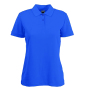 65/35  Lady-Fit Polo, Royal Blue, XXL, FOL