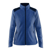 Noble Zip Jacket Heavy Knit Fleece Women