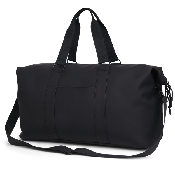 Norländer Dull PU Weekend Bag Black