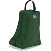 Boot bag bottle green / black one size