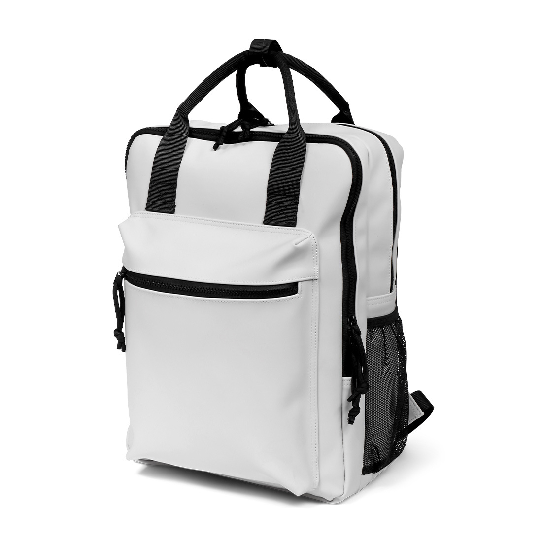 Norländer Dull PU Organizer Backpack Grey