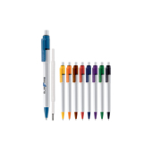 Balpen Baron Colour hardcolour - Wit / Groen