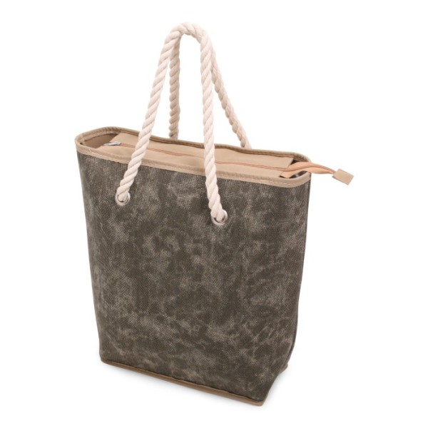 Canvas Shopper Green *