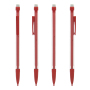 Matic Quarz MP Tube red_SE red_Trim red_Eraser white