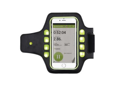 Sport armband met  LED verlichting