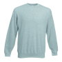 Premium Set-In Sweat, Heather Grey, L, FOL