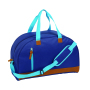 "Sports bag ""Fun"" 600D, d.blue/l.blue"
