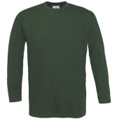 B&c exact 150 lsl t-shirt bottle green xxl