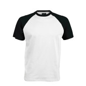 Baseball - tweekleurig t-shirt