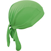 Functional Bandana Hat - lime