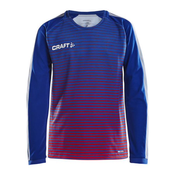 Craft Pro Control Stripe Jersey LS JR