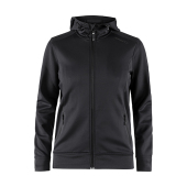 Craft Noble Full Zip Hood Wmn