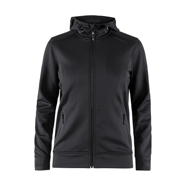 Craft Noble Full Zip Hood Wmn Hoodies & Sweatshirts