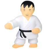 Anti-stress karate man