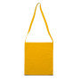 Katoenen shopper yellow one size