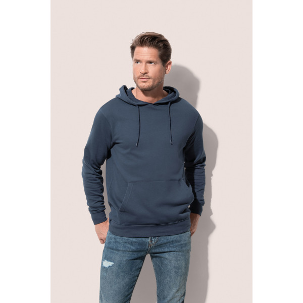 Stedman Sweater Hooded for him