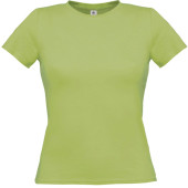 B&c women-only t-shirt pistachio l