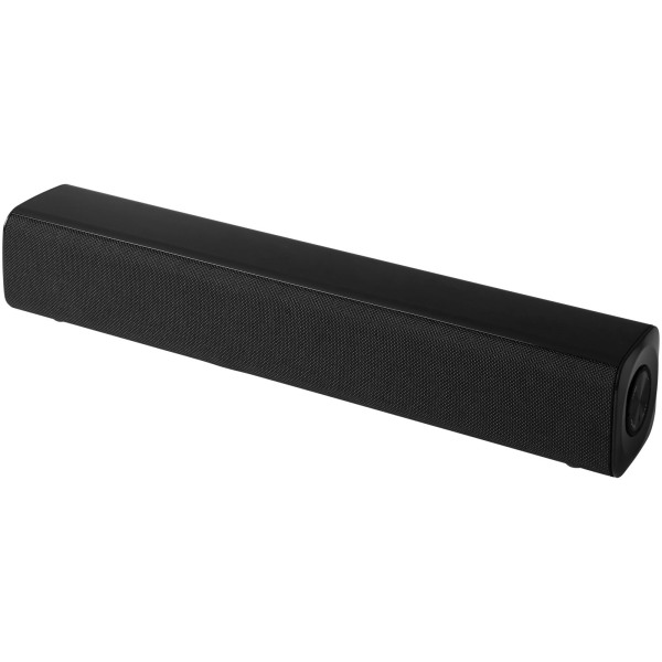 Vibrant Bluetooth® mini soundbar