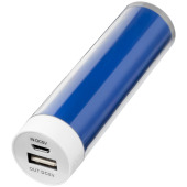 2 200 mAh Dash powerbank - Kungsblå