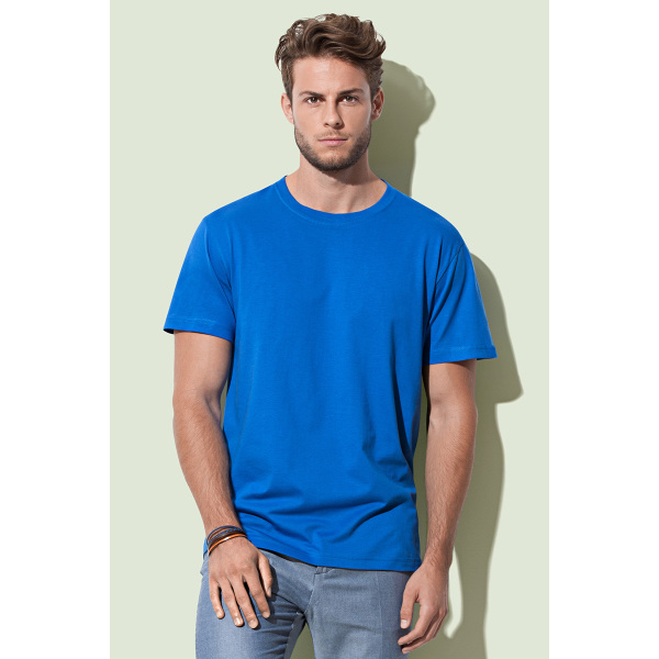 Stedman T-shirt Crewneck Classic-T Organic for him
