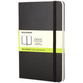 Classic PK hard cover notitieboek - effen