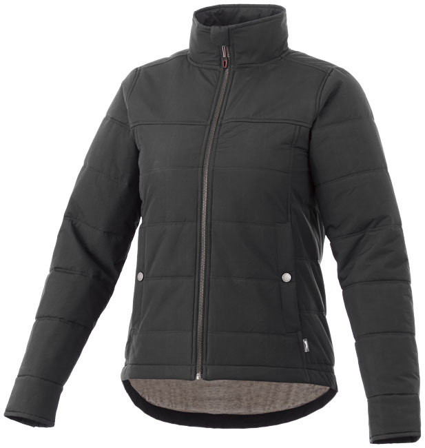 Bouncer dames geïsoleerd jack - Grey smoke - S