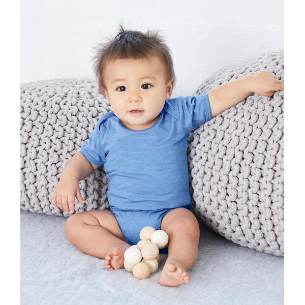 Bella Baby Jersey Short Sleeve Bodysuit