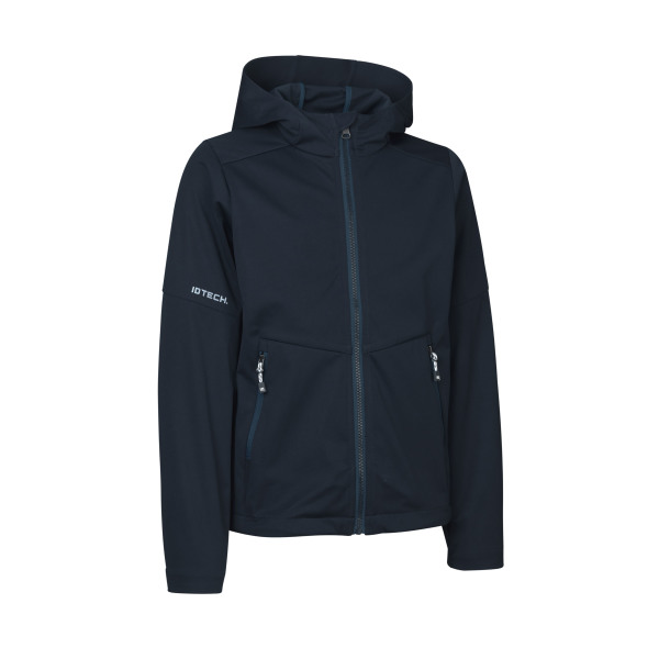 Lightweight soft shell jacket | Contrast