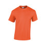 Heavy cotton™classic fit adult t-shirt orange 3xl