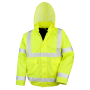 High Viz Winter Blouson L Fluorescent Yellow