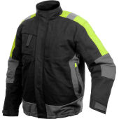 PROJOB 5411 PADDED JACKET BLACK XS