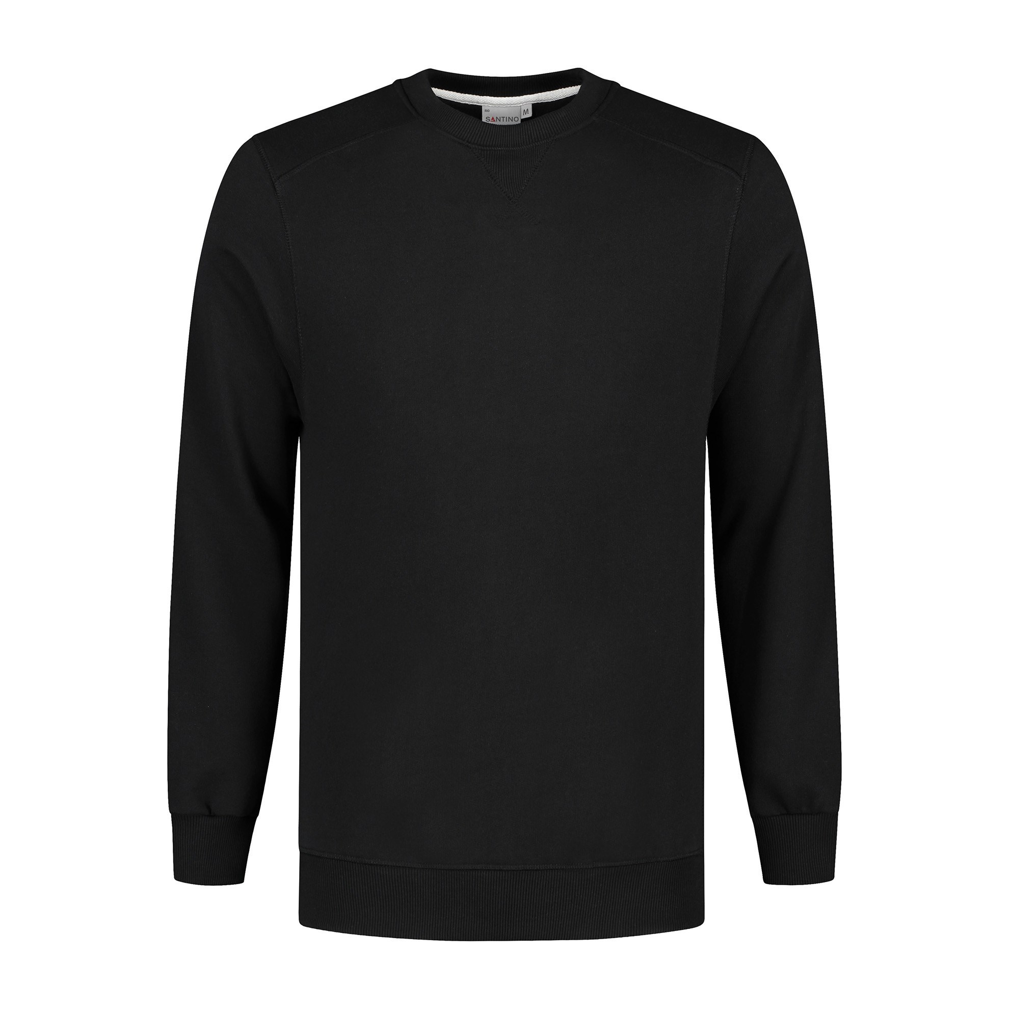 SANTINO Sweater Rio Black 3XL