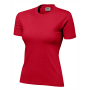 Ace Ladies` T-Shirt XL Dark Red
