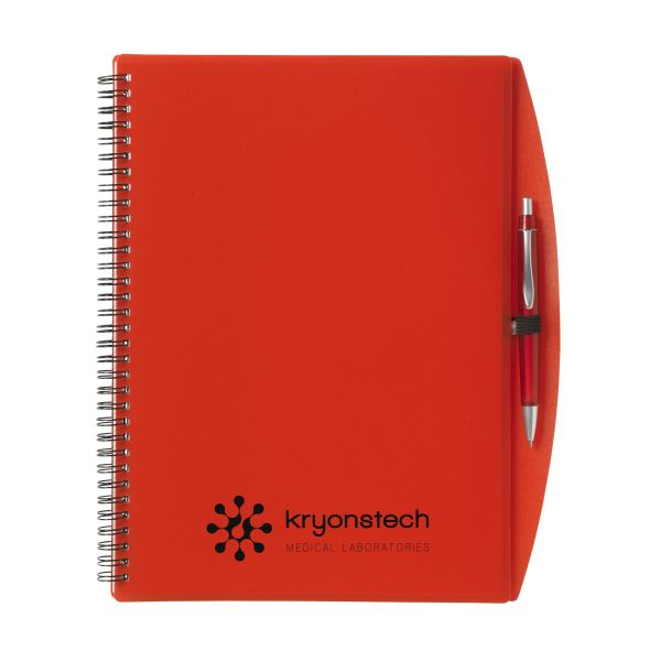 NoteBook A4 notitieboek transparant
