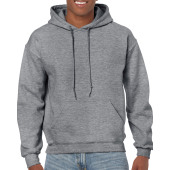 Gildan Sweater Hooded HeavyBlend for him Graphite Heather XXL
