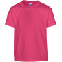 Heavy cotton™classic fit youth t-shirt heliconia (x72) '5/6 (s)