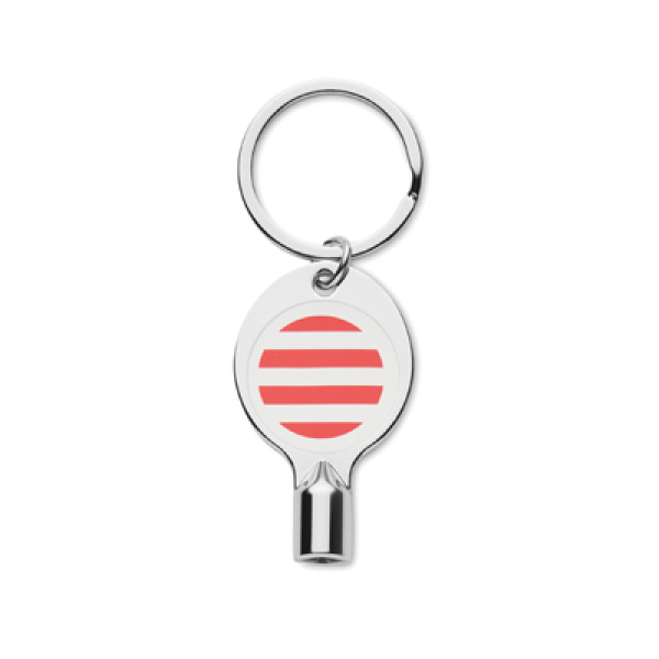 Raditator key ring