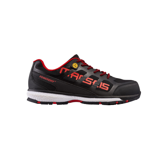 Macseis Shoe Mactronic Black/RD
