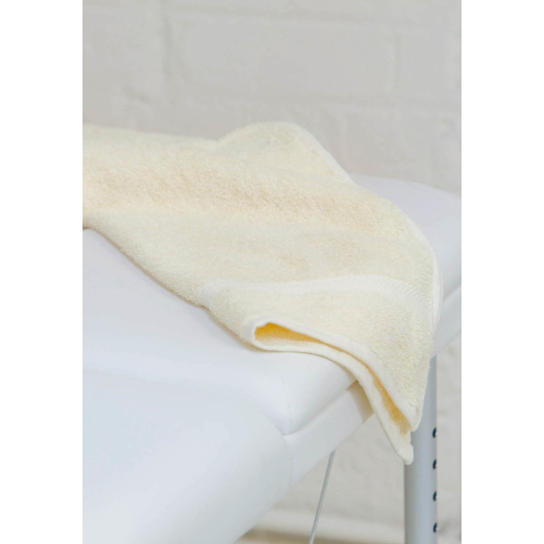 Luxury hand towel
