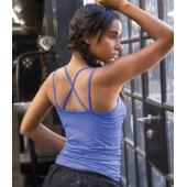 Ladies Seamless Strappy Vest