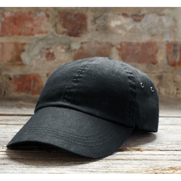 156 Cap Low-Profile Brushed Twill