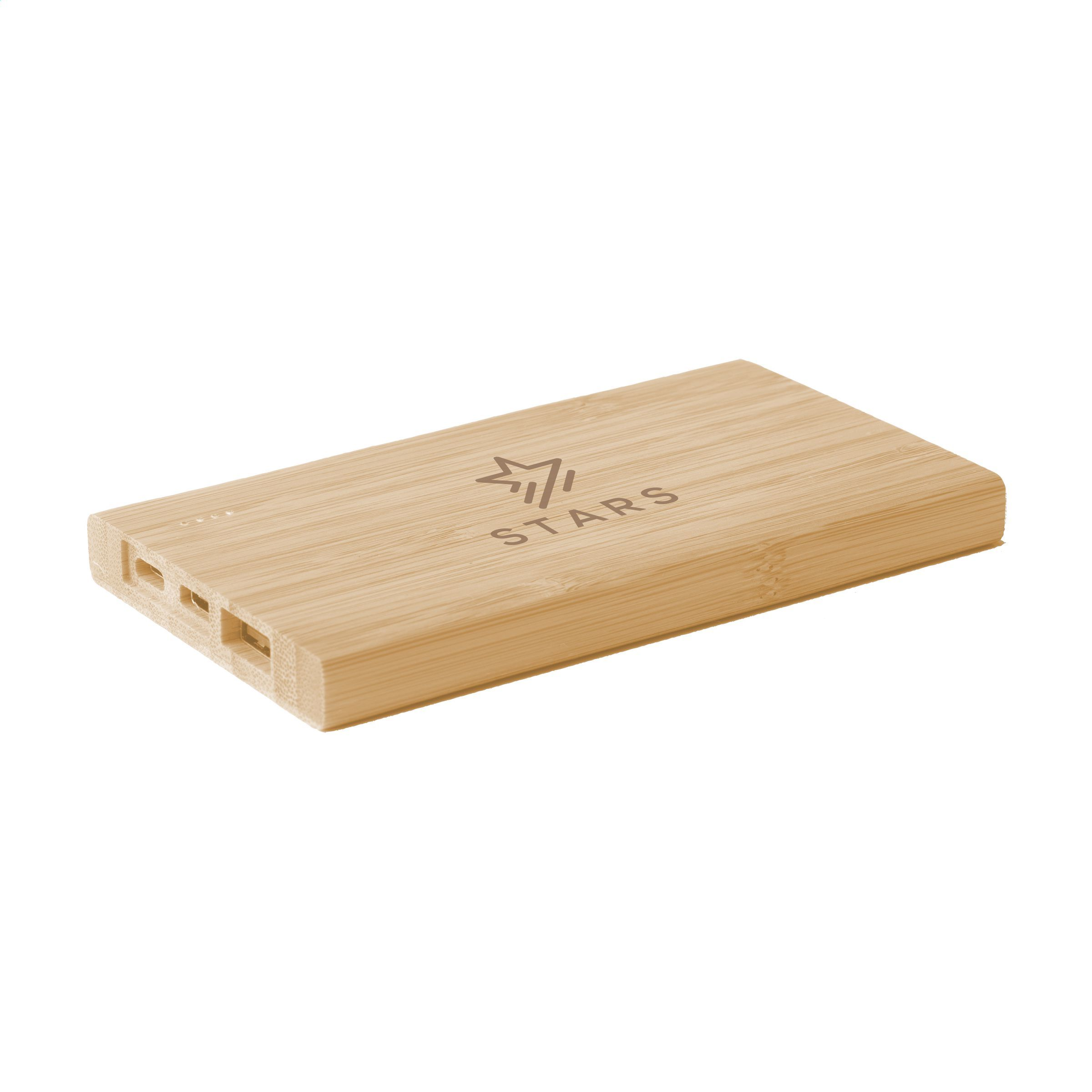 Bamboo 4000 Powerbank externe oplader