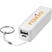 Jive powerbank 2000 mAh - Wit