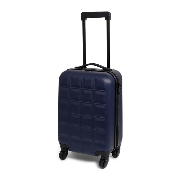 Cabin Size Nomad Trolley Navy Blue Squared