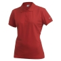 Craft Polo Shirt Pique Classic Women bright red 34